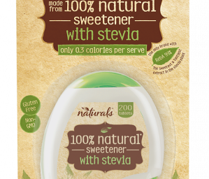 Naturals with Stevia Tablets