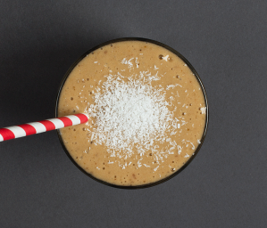 Caramel Coffee Power Shake