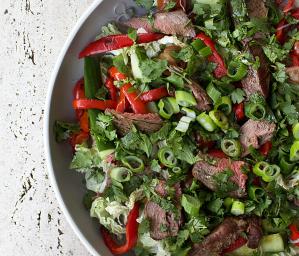 Thai Beef Vermicelli Salad